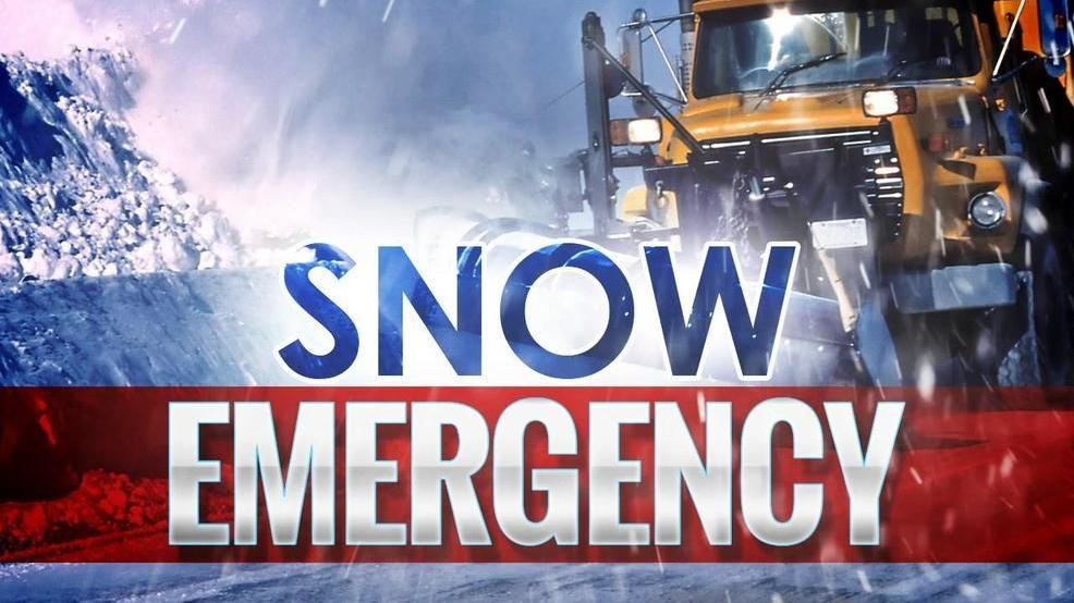 2a2192e76 Municipalities putting snow emergency plans in place ahead of storm ...