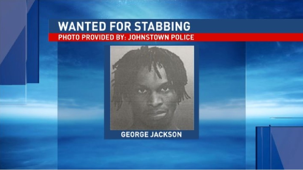 Johnstown Police Searching For Man Accused Of Stabbing At Solomon