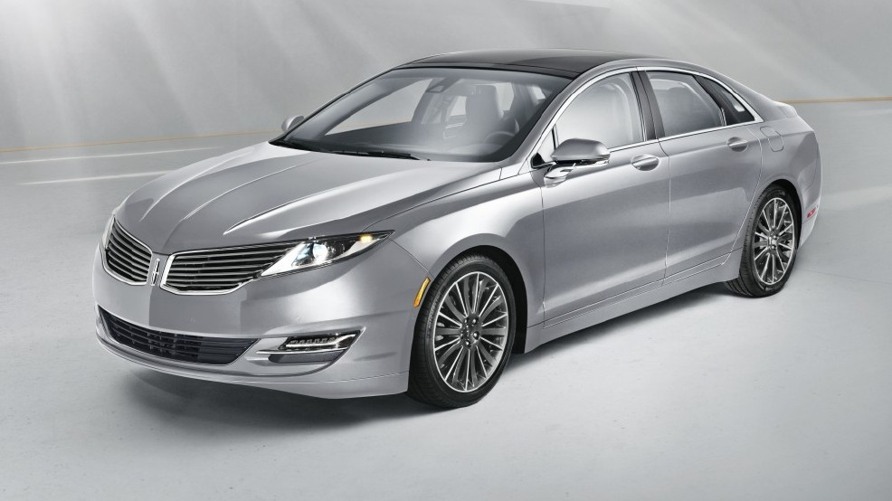 2008 Lincoln Mkx Problems >> Ford Recalls Fusion Lincoln Mkz For Seatbelt Seat Back Problems Wjac