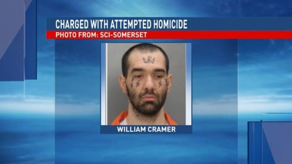 Officials: SCI-Somerset inmate charged with attempted