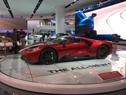 Gallery Cool Cars On Display At The 2017 Detroit Auto Show Wjac