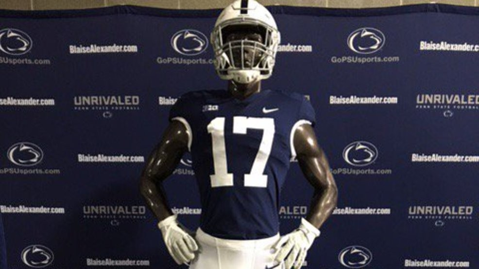 promo code f7601 b2a8b Penn State to debut retro uniforms Sept. 30 against Indiana ...