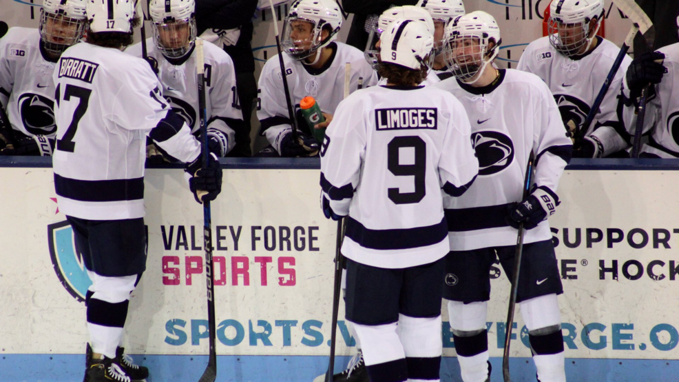 outlet store 4dae4 169e7 Penn State men's hockey ranked No. 17 in final poll of 2018 ...