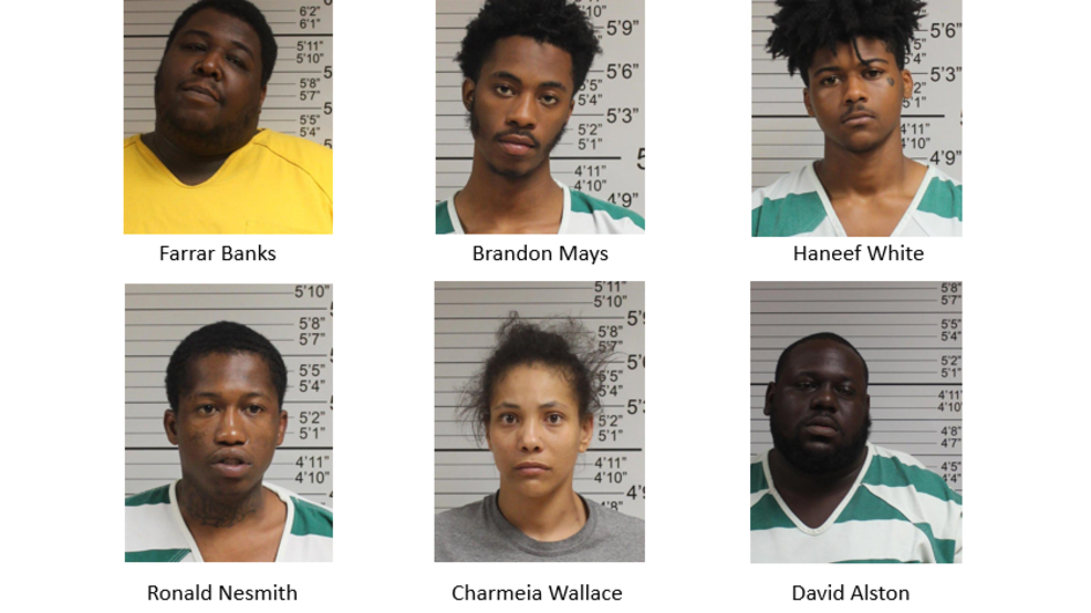 6 arrested in Johnstown drug sweep, police say | WJAC