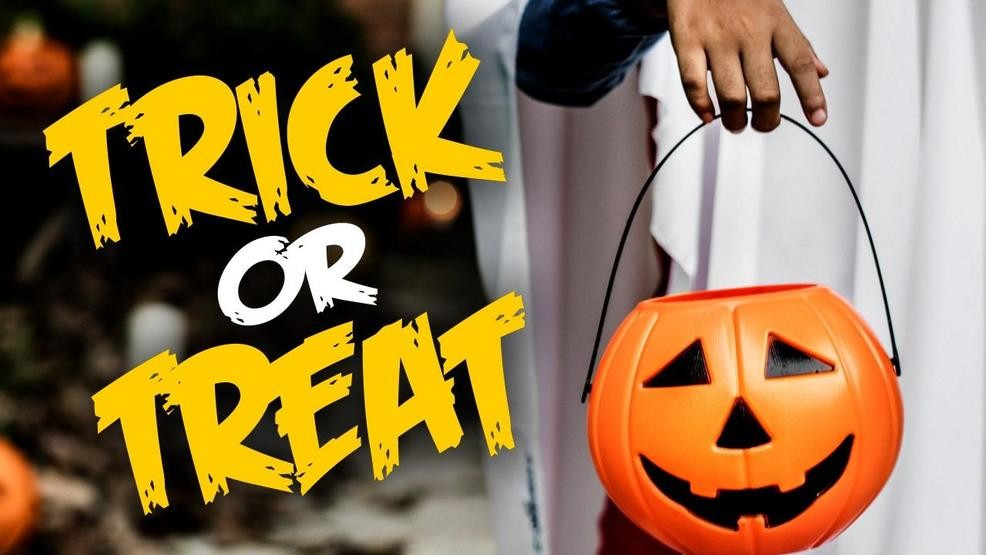 Trick-or-Treat schedule changes announced for several communities ...