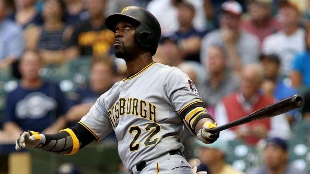 low priced df1f6 96ca1 Yankees acquire former Pirates outfielder Andrew McCutchen ...