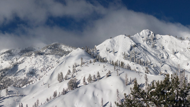 FILE — Scene at Palisades Tahoe, which changed its name from Squaw Valley Alpine Meadows. (Palisades Tahoe)