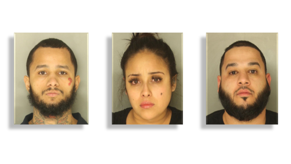3 arrested in fentanyl, heroin bust in Lancaster County | WJAC